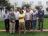 WP5 Group Photo, September 2013